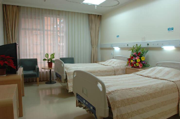 华西医院病房