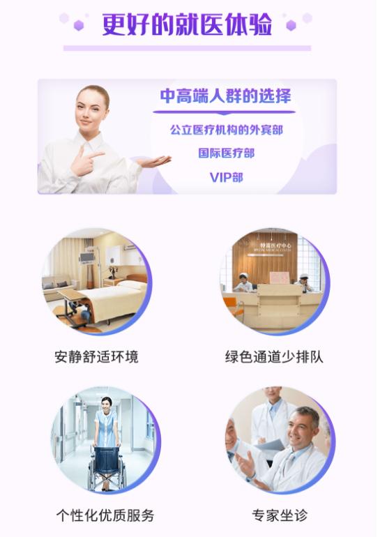 乐健一生2019版的优点2-更好的就医体验